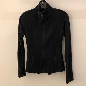 Lululemon black Define Jacket, sz 6, 67741